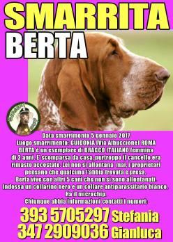 RITROVATA BERTA